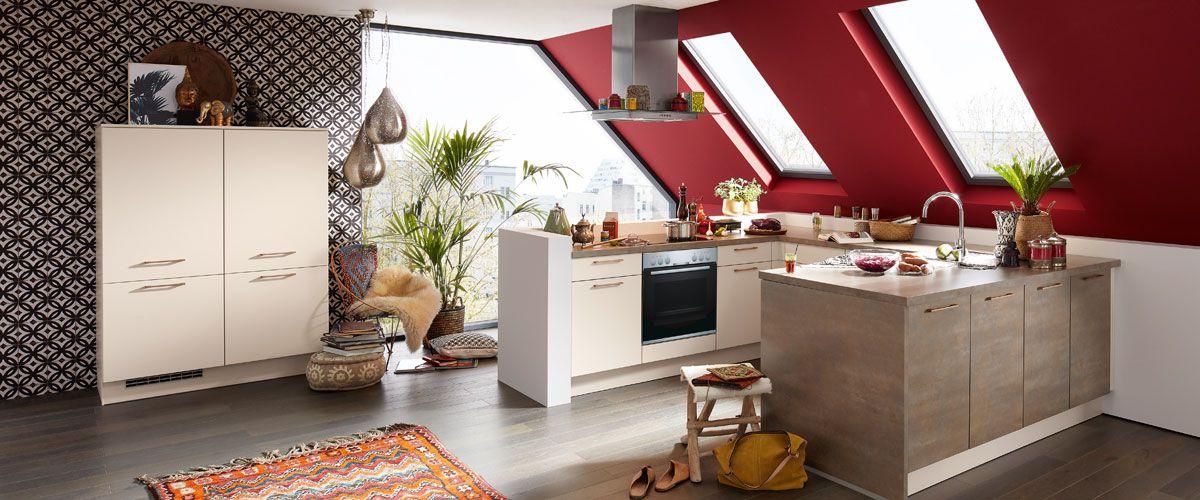 Kuchen In Dachgeschosswohnungen Husfeldt Kuchen